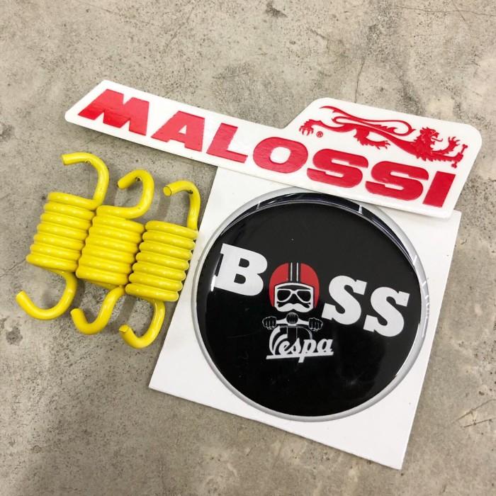 harga Spring clutch per kopling malossi yellow set vespa sprint prima gts s Tokopedia.com
