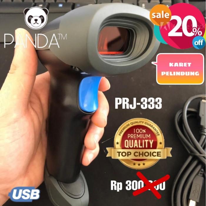 Foto Produk PANDA PRJ-333 LASER BARCODE SCANNER 1D AUTO SCAN (USB) dari PANDA RETAIL SOLUTIONS