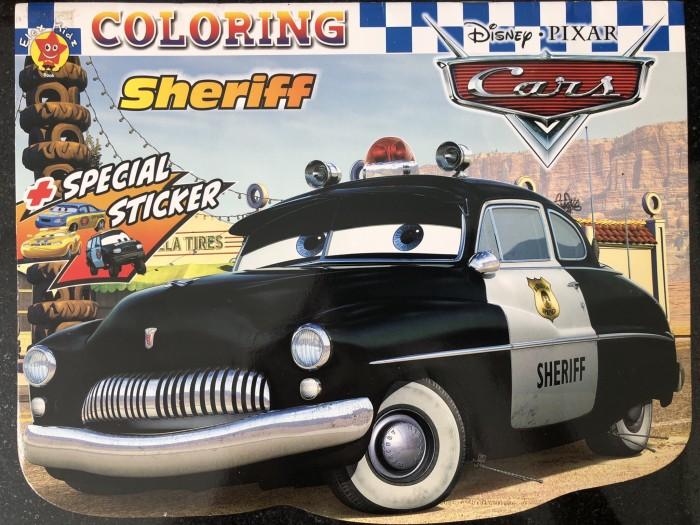 Jual Disney Pixar Cars Coloring Book Buku Mewarnai Anak Gratis Stiker Kota Bandung Livvie Lexi Tokopedia