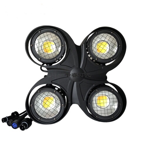Foto Produk Minibrute LED blinder 4x100W Warm White waterproof incl hardcase 4in1 dari DUNIA LAMPU LIGHTING