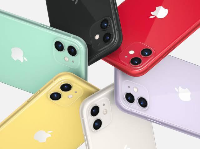 Foto Produk iPhone 11 128GB - Garansi Resmi Apple 1 Tahun dari Infinite Cell