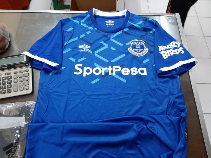 Jual Baju Jersey Bola Everton Home 2019 2020 Official Grade Ori Import Jakarta Selatan Alwahid Jersey Sport Tokopedia