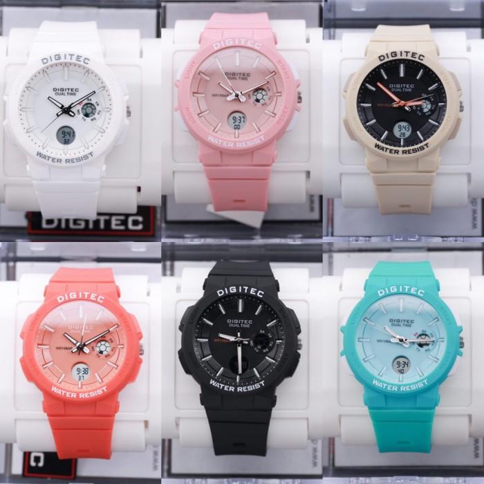 Foto Produk [ ORIGINAL ] Jam Tangan Wanita / Cewek Digitec 3083 dari v2chineshop