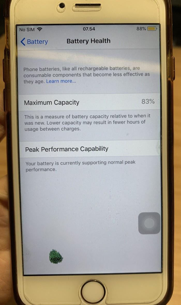 Foto Produk Iphone 6s dari Grand Fortune