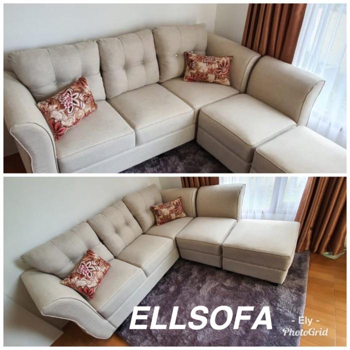 Jual Sofa Ruang Tamu Skandinavia/ Sofa Minimalis Free Ongkir Sejabodetabek  - Kota Tangerang Selatan - Ellsofa N Furniture | Tokopedia