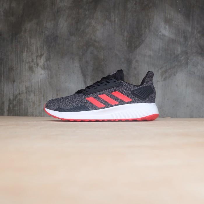 Jual Adidas Duramo 9 'Knit' Black