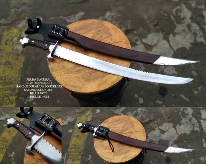 Foto Produk Pedang Persia Natural 48cm dari Rumah Golok Vanks
