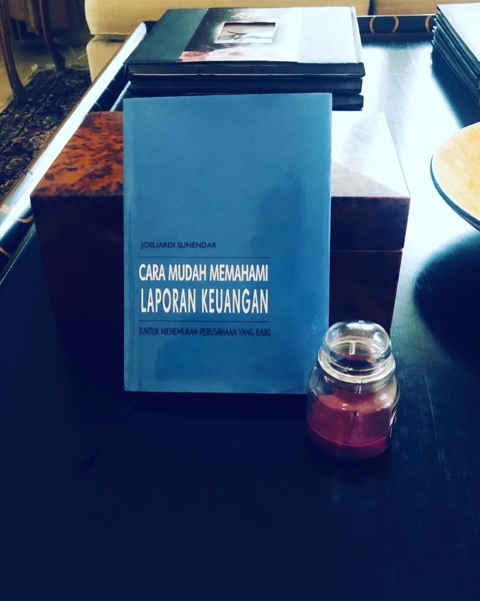 "Foto Produk Buku ""Cara Mudah Memahami Laporan Keuangan "" dari Sahamku"