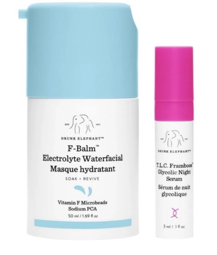 Foto Produk Drunk elephant F balm electrolyte waterfacial hydrating mask 50ml dari shoppersonal4u