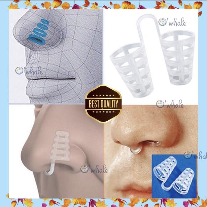 Foto Produk 2pcs Alat Hidung Anti Ngorok Dengkur/ Snore Stopper Best Seller ! dari Owhale