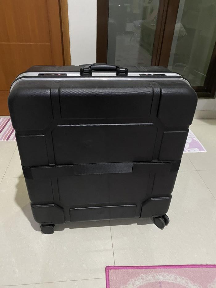 Jual Koper BW 4 roda - Jakarta Timur - Brompton Mania