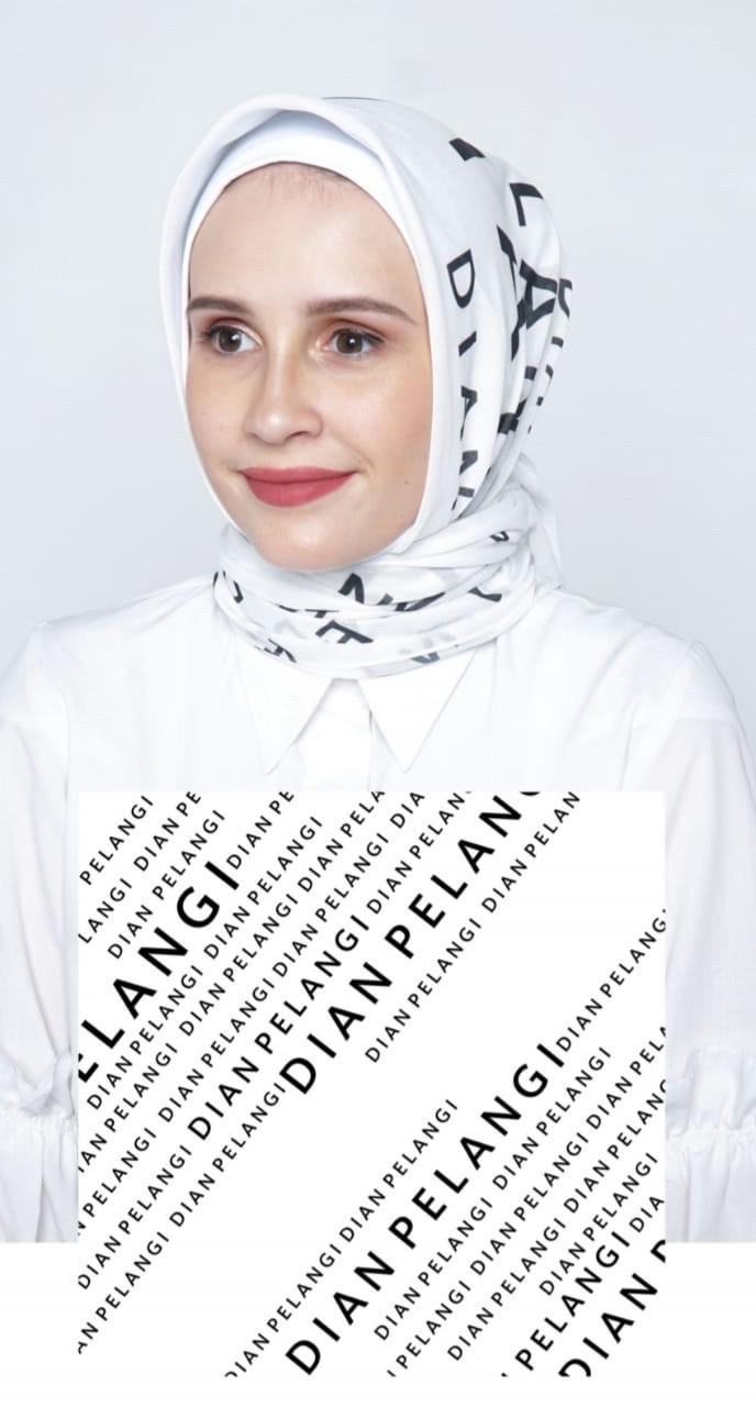 Jual Jilbab Pelangi Asmara By Dian Pelangi Original Scraf Square Kerudung Kota Pekalongan Dian Pelangi ORIGINAL