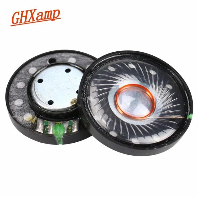 Foto Produk Ghxamp 40 Mm Wireless Headphone Speaker Driver Neodymium 112db HI FI H dari Fuga Store