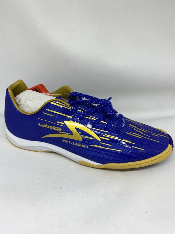Promo Sepatu Futsal Specs Accelerator Lightspeed In Reborn Blue Gold 2020 Jakarta Pusat Kicosport Tokopedia
