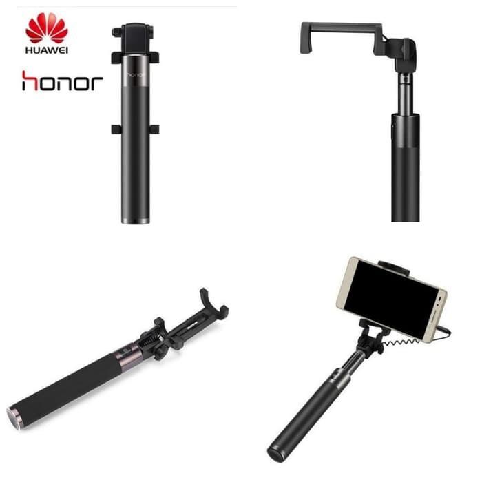 Foto Produk Tongsis tongkat stik narsis huawei af 11 kabel jack 3.5mm iphone andro dari Vilox