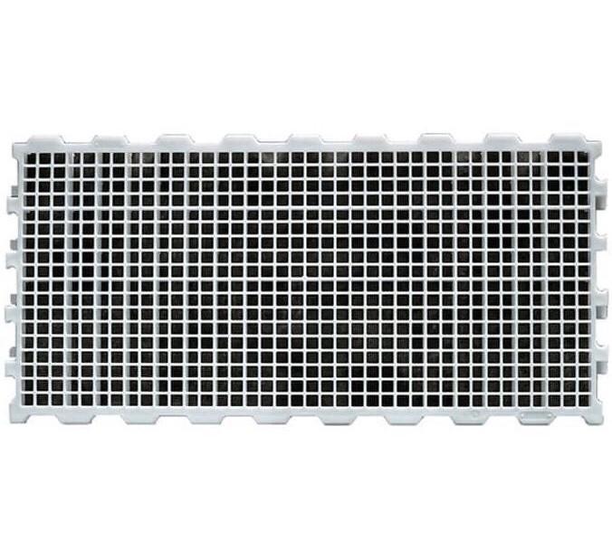 Jual Tatakan Media Filter Plastik Kolam Koi 100cm X 50cm X