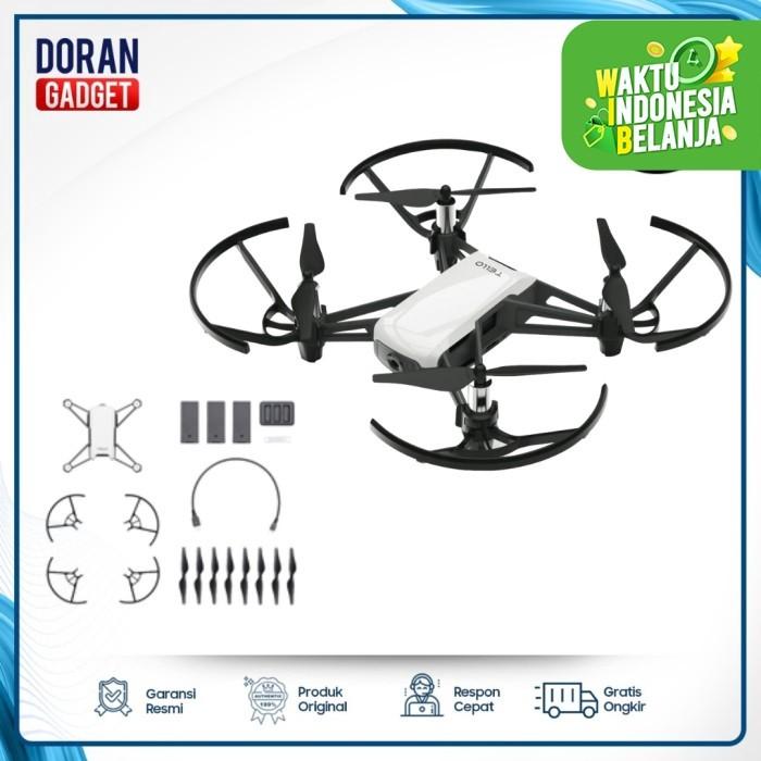 Foto Produk DJI Drone Tello Bost Combo - Original Garansi Resmi TAM dari Doran Gadget