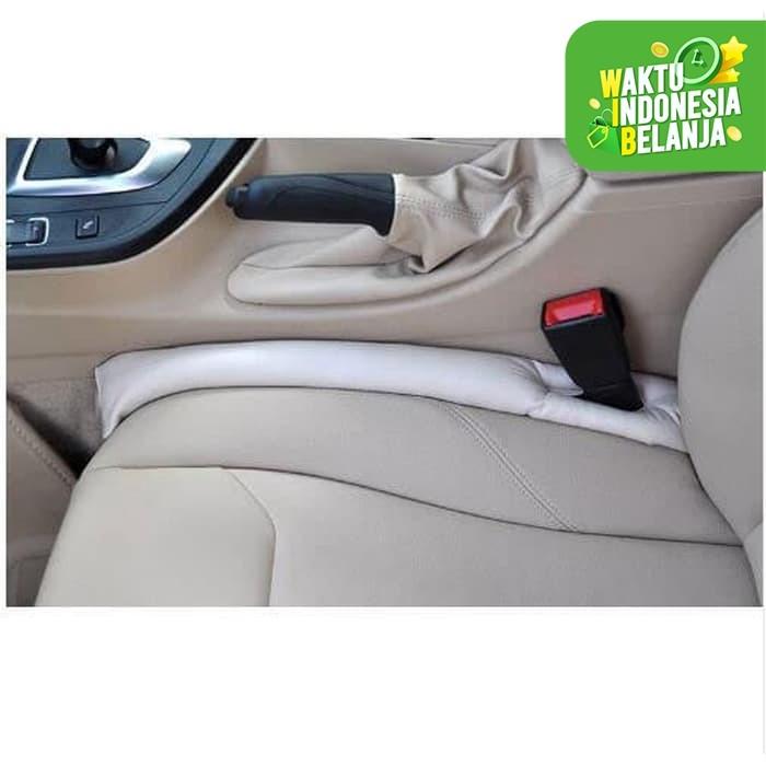 Foto Produk Car Seat Gap Filler Sekat Jok Mobil Pembatas Celah Tempat Duduk Mobil - BEIGE dari lbagstore