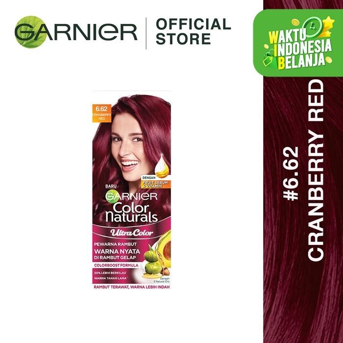 Foto Produk Garnier Color Natural Hair - Cranberry Red dari Garnier Official