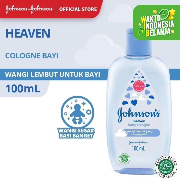 Foto Produk Johnson's Baby Cologne Heaven 100ml dari Johnson & Johnson