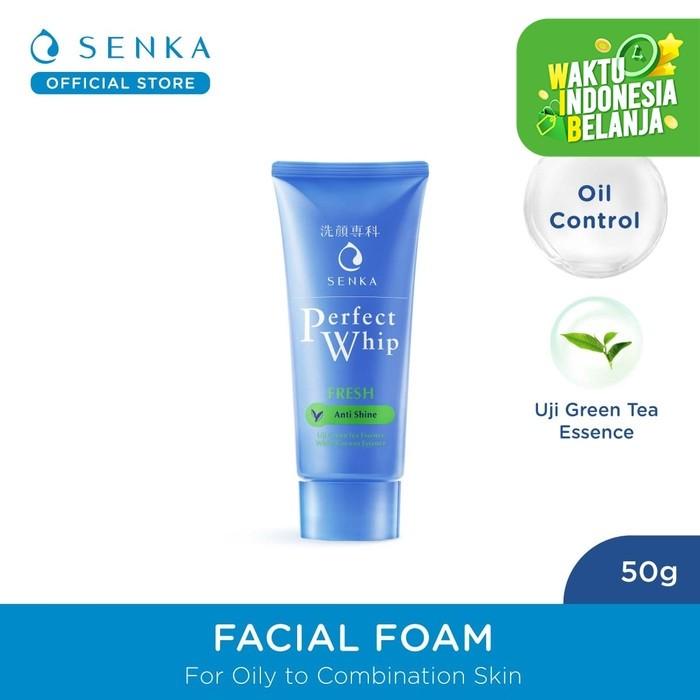 Foto Produk Senka - Perfect Whip Fresh 50 gr dari Senka Official Store