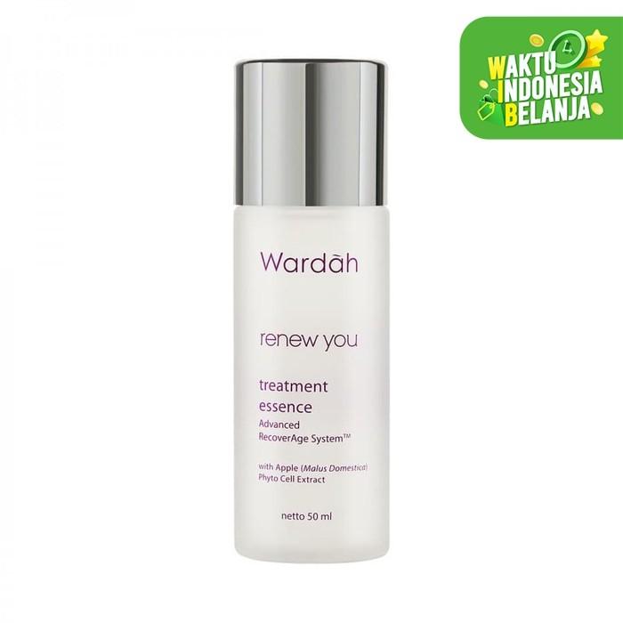 Foto Produk Wardah Renew You Treatment Essence 50 ml dari Wardah Official