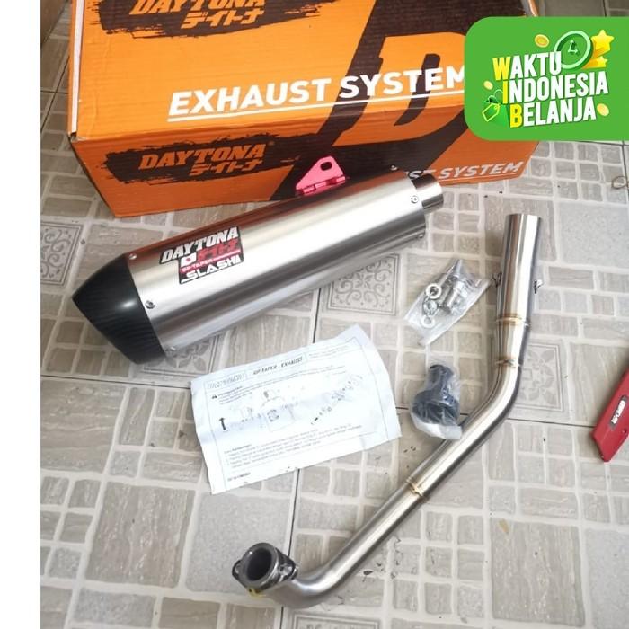 Foto Produk Knalpot Racing Yamaha Nmax 155 Old Big Silincer End Cap Carbon Free DB dari Lestari Motor 2