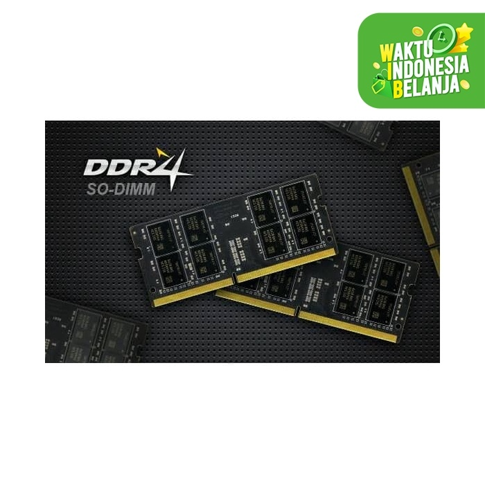 Foto Produk TEAMGROUP Memory Notebook DDR4 32GB 3200Mhz dari Teamgroup Official Store