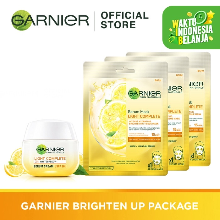Foto Produk Garnier Brighten Up Package dari Garnier Official