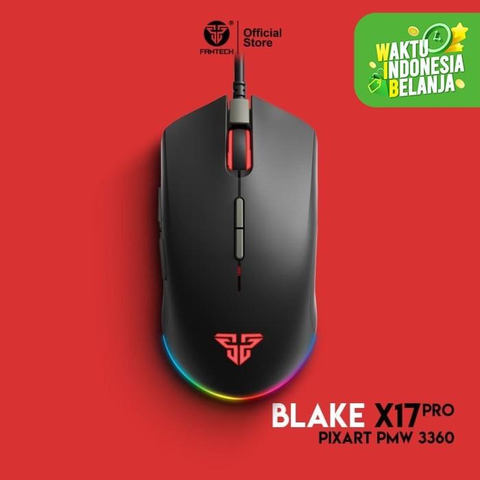 Foto Produk Fantech BLAKE X17 PRO Mouse Gaming dari Fantech Official Store