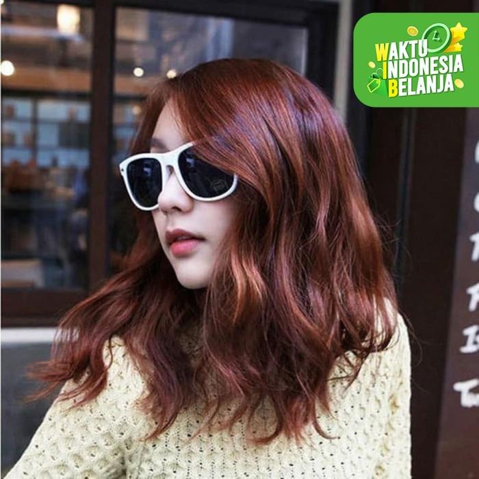 Foto Produk Kacamata Sunglass Wanita Model New Wayfarer Sunglasses White dari lbagstore