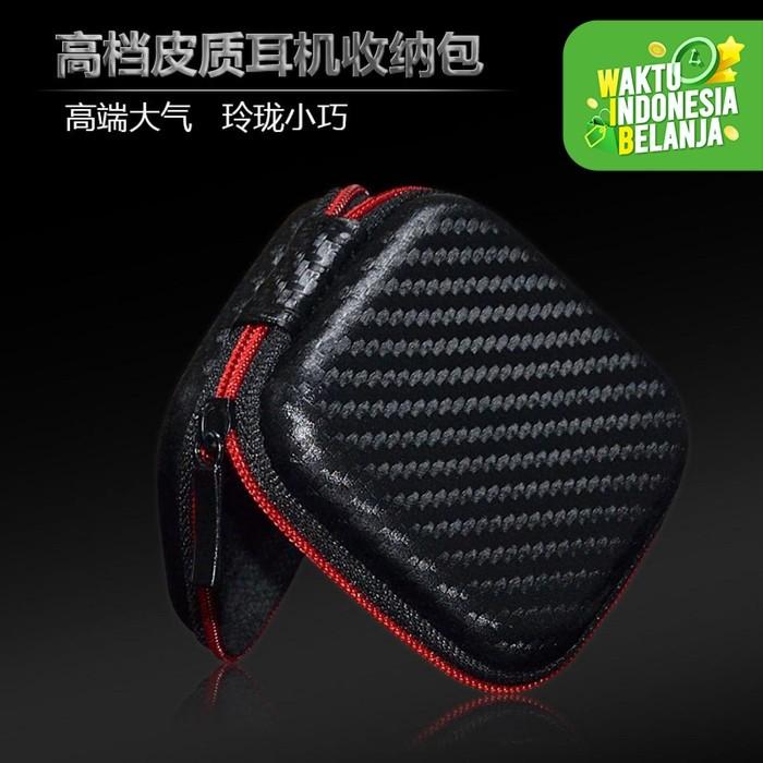 Foto Produk mini storage case bag earphone fidget spinner cube microsd FlashDisk dari lbagstore