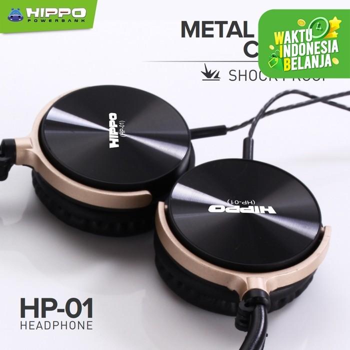 Foto Produk Hippo Headphone Hp 01 dari EAONLINE