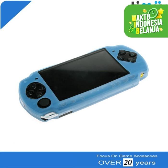 Foto Produk Silikon Silicone kondom PSP Slim 2000 3000 Biru dari Timur Game Shop