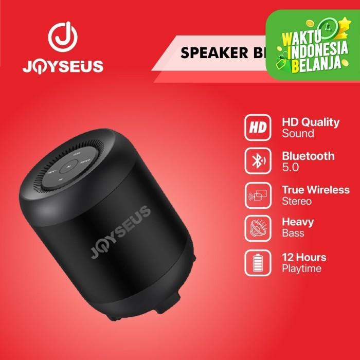 Foto Produk Bluetooth Speaker Built-in Microphone Stereo Wireless - OT0026 dari Joyseus Official Store