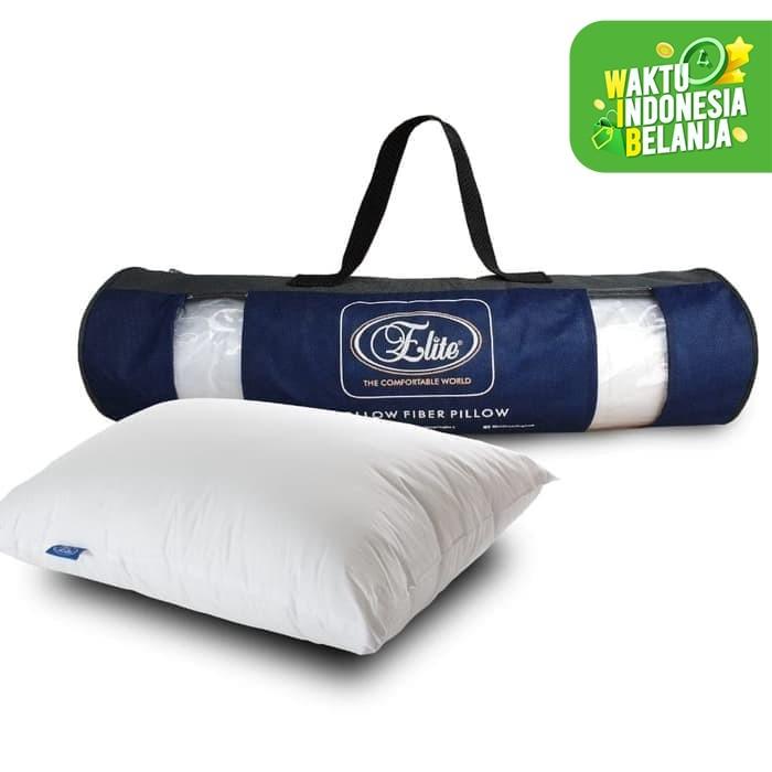 Foto Produk Bantal Elite ( Roll Pack Pillow Edition ) dari Elite Springbed