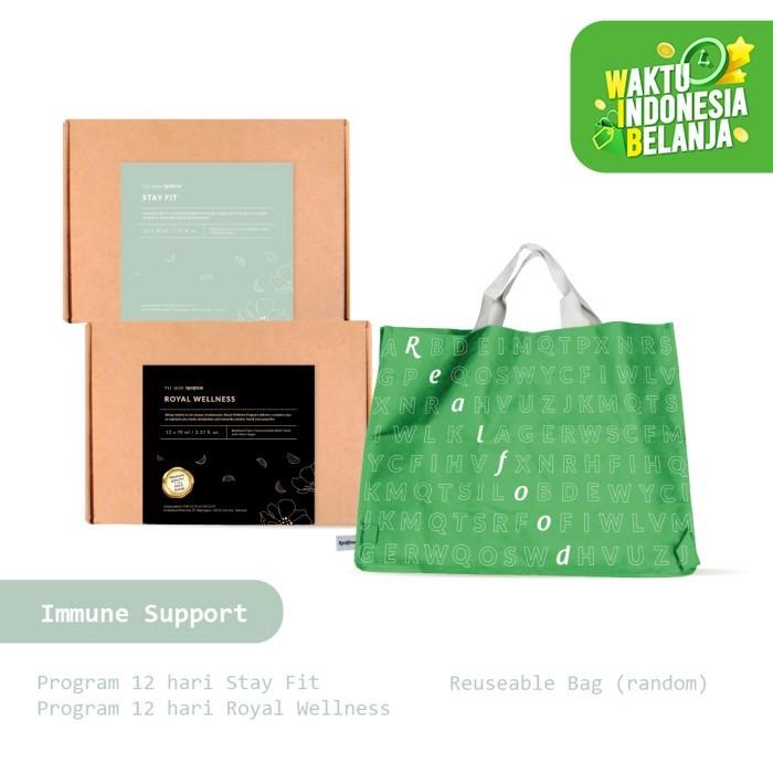 Foto Produk Realfood Immune Support Bundle Free Exclusive Reuseable Bag dari Realfood