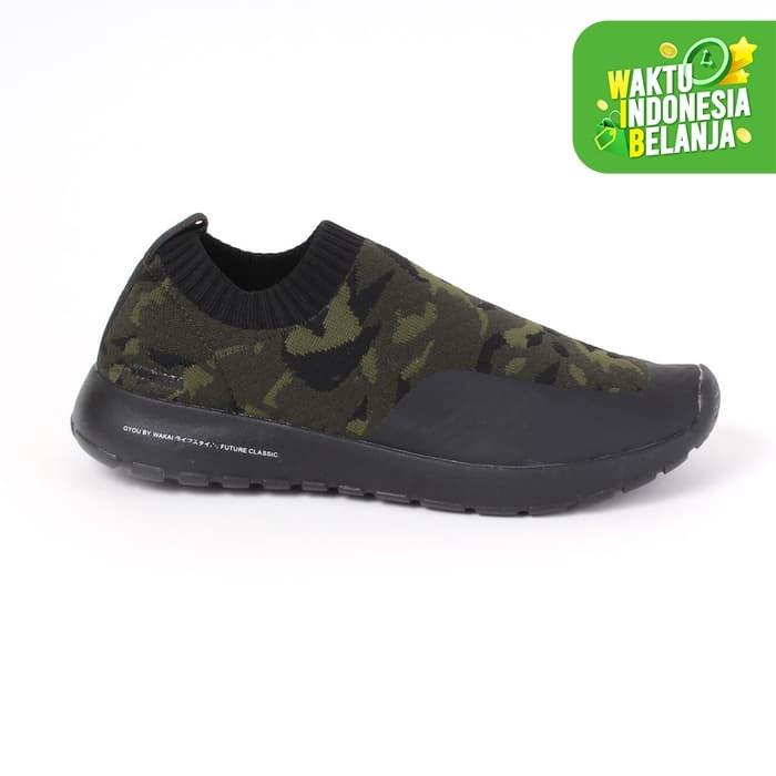Foto Produk Footwear Man Wakai FM11932 GYOU Woodland - 43 dari Wakai Official Store
