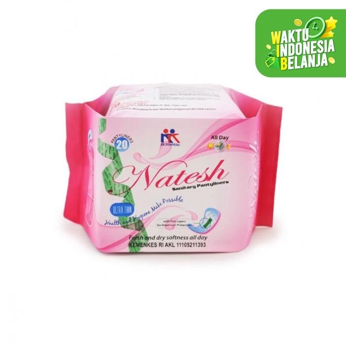 Foto Produk Natesh Sanitary Pantyliner with Magnetic dari Nourish Indonesia