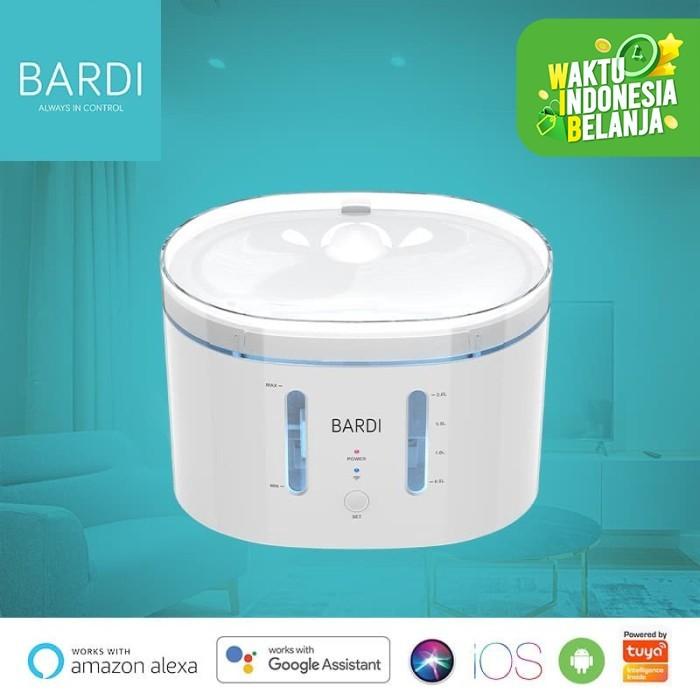 Bardi Smart WIFI Water Fountain (Dispenser Minuman Anjing/kucing )