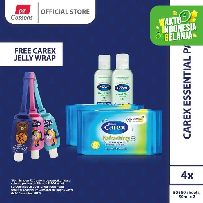 Foto Produk Carex Essential Pack dari Cussons Official Store