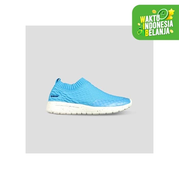 Foto Produk Sepatu Pria Sneakers Wakai FM01911 GYOU Battle Blue - 42 dari Wakai Official Store
