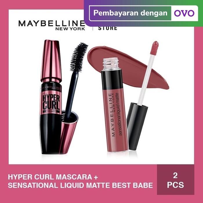 Foto Produk Maybelline Best Seller Pack dari Maybelline Official Shop