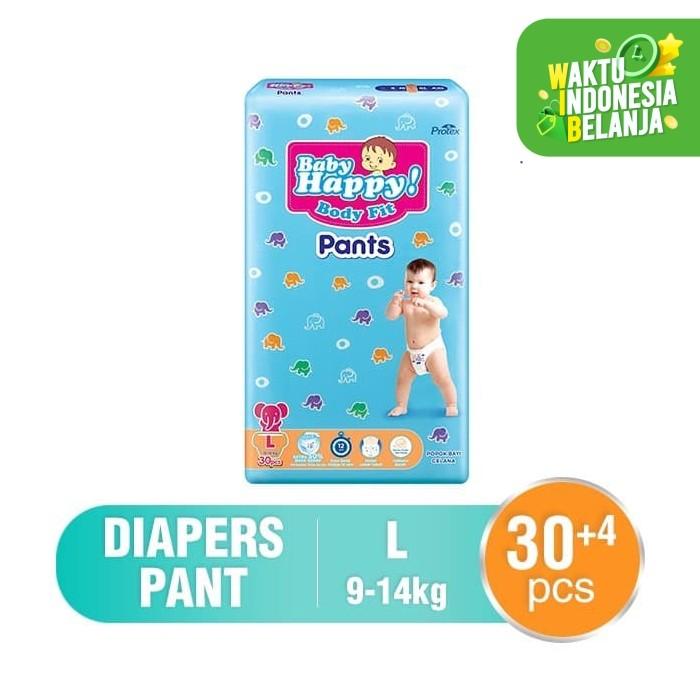 Foto Produk ORAMI - Baby Happy Pants L 30+6 dari Orami by Bilna
