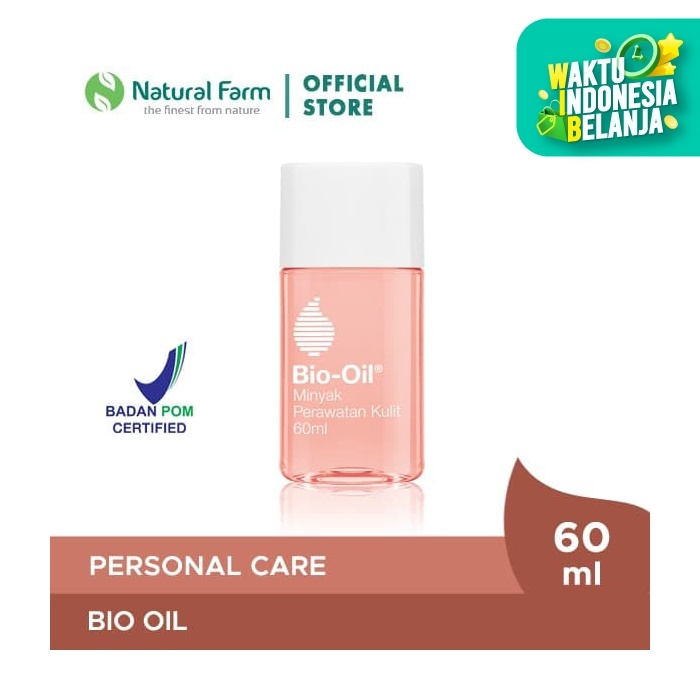 Foto Produk Bio Oil 60Ml dari Natural Farm
