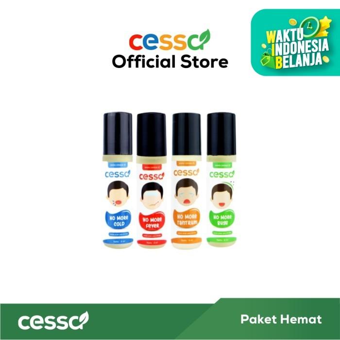 Foto Produk Paket Hemat Cessa Kids 4 Varian dari Cessa Natural