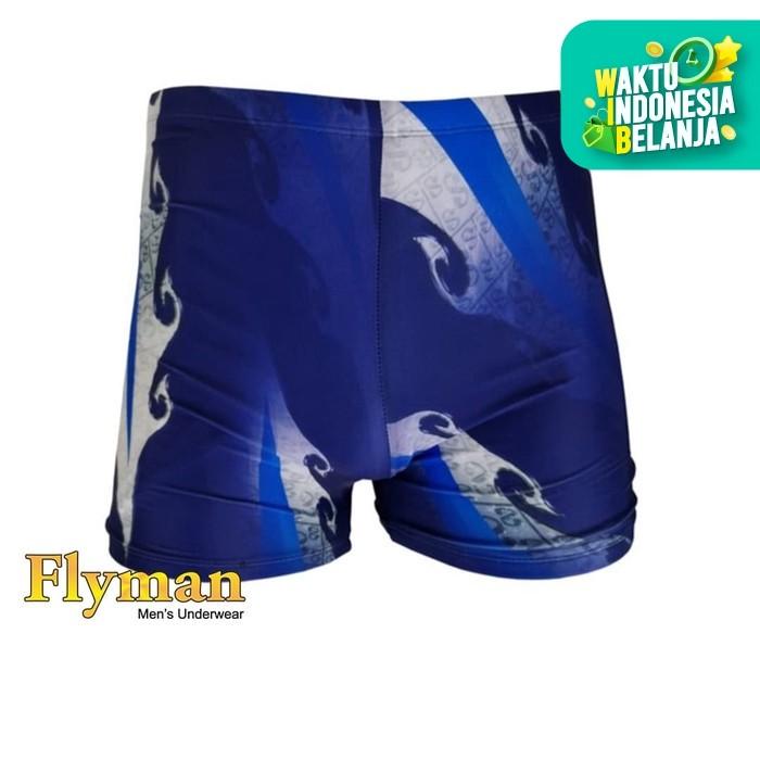 Foto Produk Flyman Pakaian Renang Pria Dewasa FMS 3187 - XXL dari Flyman Nathalie Store