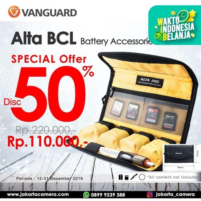 Foto Produk Vanguard Alta BCL Battery Accessories Camera Case dari JakartaCamera