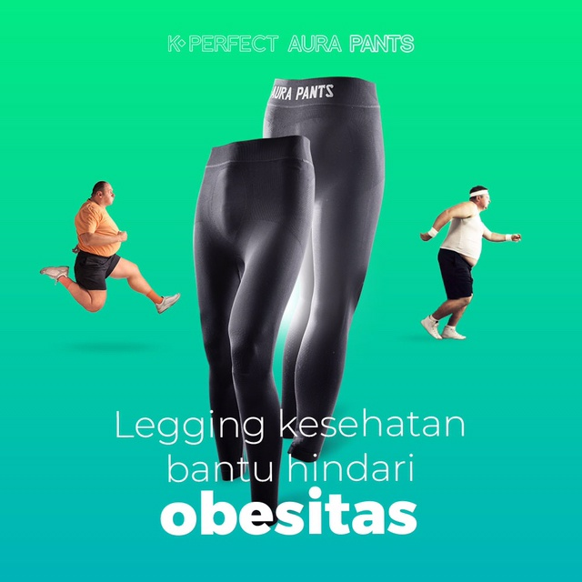 Jual Legging Kesehatan K Aura Pants 100 Original Jakarta Utara Ouziecandle Tokopedia