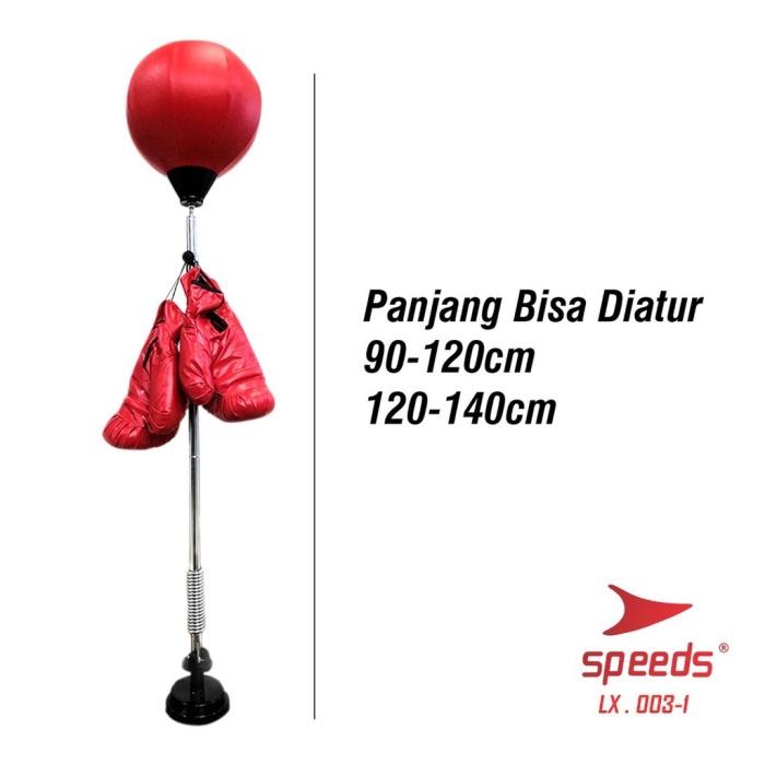 Foto Produk Speed ball standing boxing ball fight box samsak bola sarung tinju dari Samudrastore888
